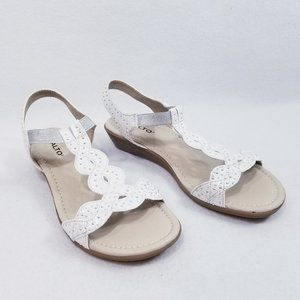 Rialto Embellished Gemma Sandal - 7.5M - NWT